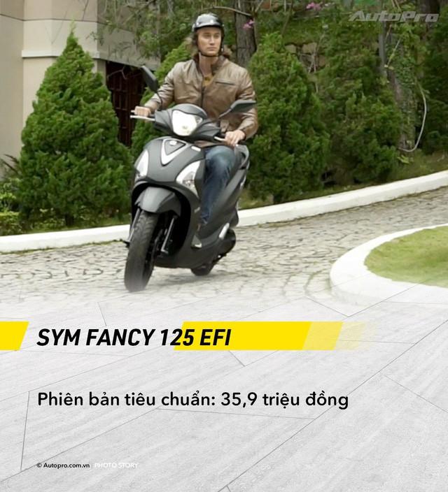 Có hơn 30 triệu, không mua VinFast Klara thì mua được xe máy nào tại Việt Nam? - Ảnh 7.