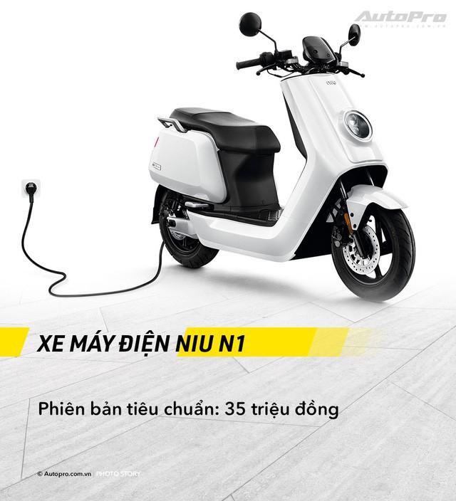 Có hơn 30 triệu, không mua VinFast Klara thì mua được xe máy nào tại Việt Nam? - Ảnh 9.
