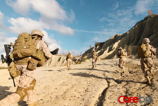7 nguyên tắc quân sự  dân làm chiến lược marketing có thể áp dụng để tăng hiệu quả gấp bội - Ảnh 1.