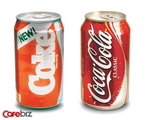 Sai lầm marketing lớn nhất mọi thời đại của Coca Cola: Có mới nới cũ, khai tử Coke nguyên bản để làm New Coke, bị quý khách trung thành phẫn nộ tẩy chay - Ảnh 3.
