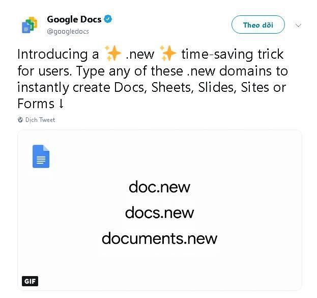 Google vừa thay đổi cách sử dụng Google Doc, và nó thực sự là món quà mà chúng ta đã chờ đợi từ rất lâu - Ảnh 1.