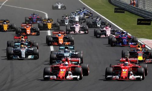 20h tối nay, lễ ra mắt giải đua xe F1 được tổ chức hoành tráng ở Hoàng thành Thăng Long - Ảnh 1.