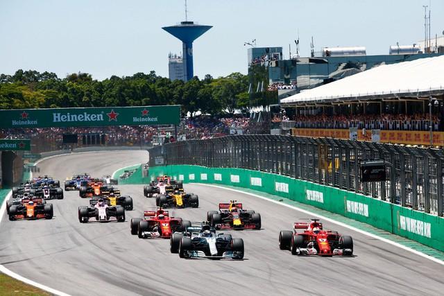 Hé lộ sơ đồ các con phố đua F1 quanh khu vực Mỹ Đình vào tháng 4/2020 - Ảnh 3.