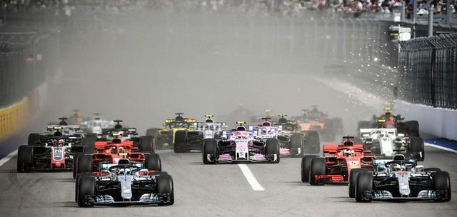 Đua xe f1, Đua xe f1 ở hà nội - photo 12 1541563814418332248766 - Đua xe F1 ở Hà Nội: Tất tần tật những điều cần biết về cuộc đua nhanh nhất hành tinh