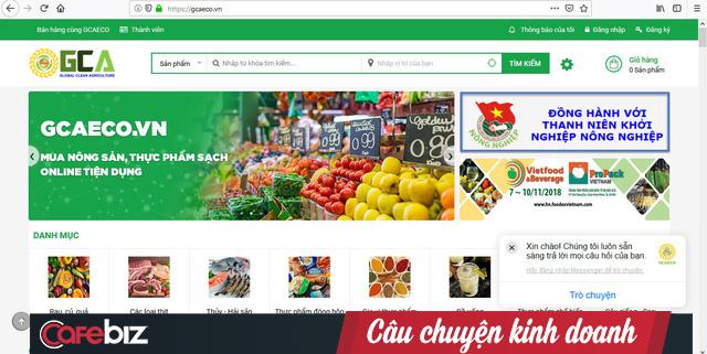 Sắp hết thời giải cứu nông sản: Một sàn giao dịch Việt chuyên doanh nông sản vừa ra đời, tích hợp blockchain truy xuất nguồn gốc, giá cả chỉ ngang giá chợ - Ảnh 1.
