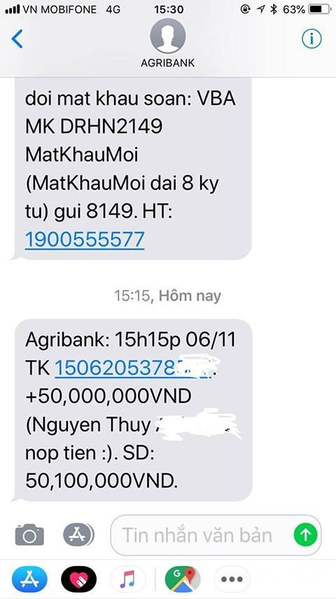 Chuyện lạ Agribank: Đột nhiên cục tiền rơi vào đầu là có thật - Ảnh 2.