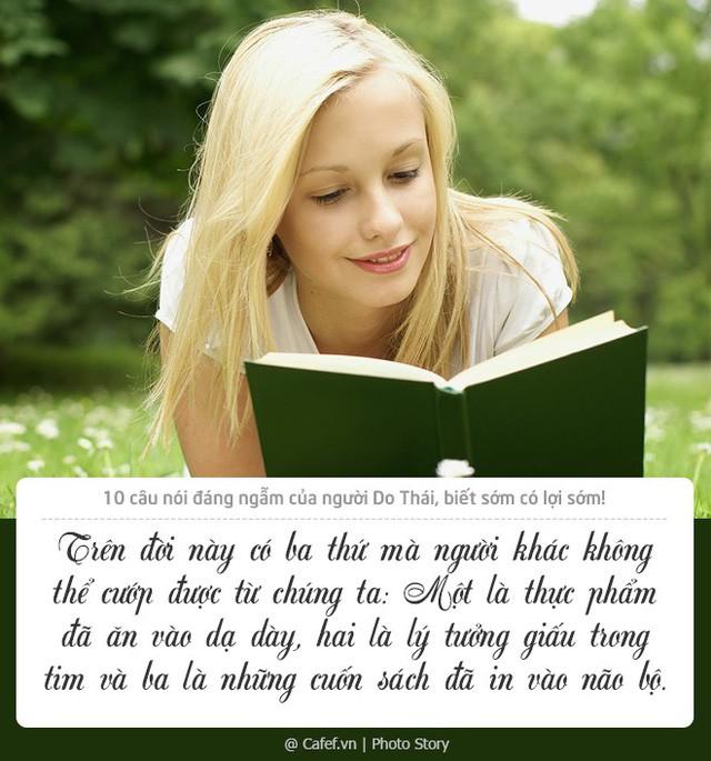 10 câu nói đáng ngẫm của người Do Thái, biết sớm có lợi sớm! - Ảnh 2.