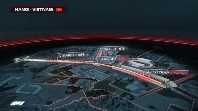 Đường đua F1 Hà Nội: Tinh túy hội tụ từ những đường đua danh tiếng trên toàn thế giới - Ảnh 4.