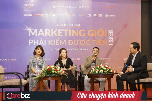 Marketing tiết kiệm kiểu TGDĐ: Không truyền thông cho mình mà tập trung marketing cho hãng, vì hãng càng phân phối được nhiều hàng thì doanh nghiệp càng kiếm được nhiều tiền hơn - Ảnh 1.