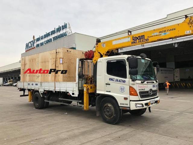 VinFast Lux SA2.0 lần Thứ nhất xuất hiện ở Việt Nam - Ảnh 1.