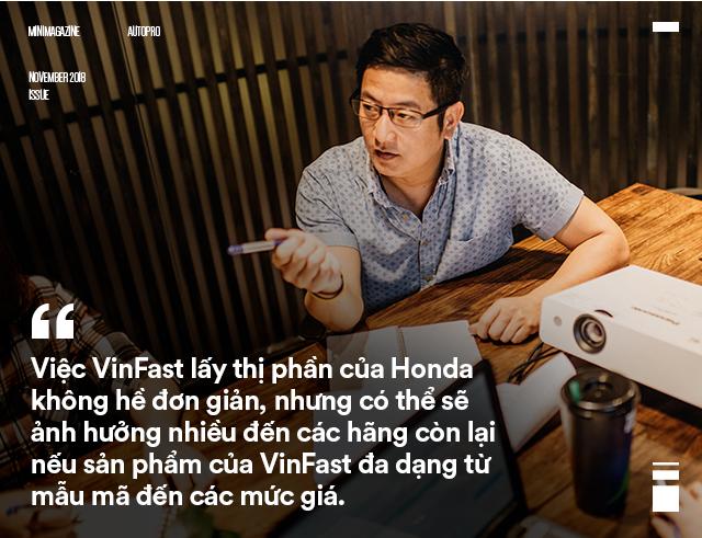 'Khó vượt qua hãng Honda nhưng VinFast sẽ đẩy nhanh sự một vàih tân trên phân khúc xe máy Việt Nam' - Ảnh 3.