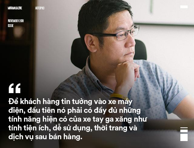 'Khó vượt qua hãng Honda nhưng VinFast sẽ đẩy nhanh sự một vàih tân trên phân khúc xe máy Việt Nam' - Ảnh 4.