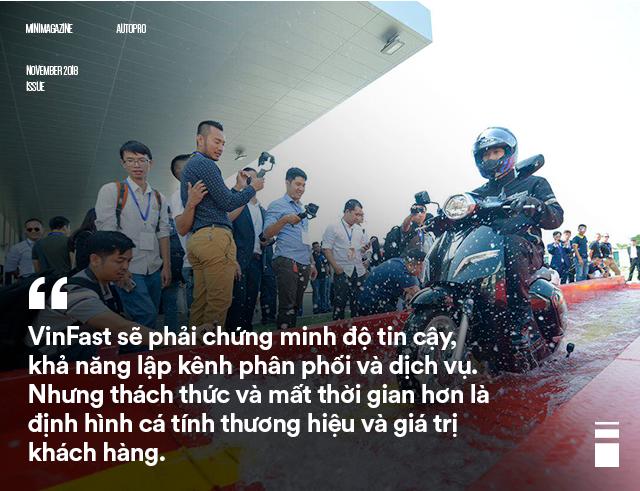 'Khó vượt qua hãng Honda nhưng VinFast sẽ đẩy nhanh sự một vàih tân trên phân khúc xe máy Việt Nam' - Ảnh 6.