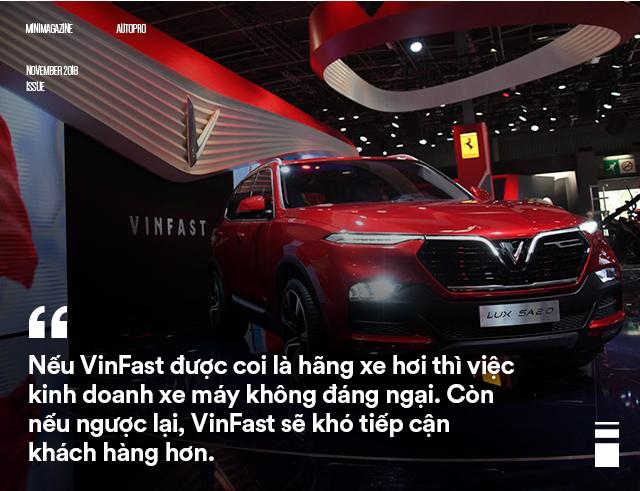'Khó vượt qua hãng Honda nhưng VinFast sẽ đẩy nhanh sự một vàih tân trên phân khúc xe máy Việt Nam' - Ảnh 7.