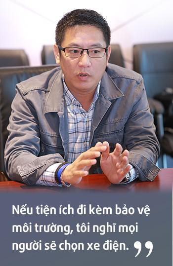 """Cựu Giám đốc phân phối hàng và marketing Yamaha Việt Nam: Xe điện sẽ """"không có cửa"""" nếu chỉ… bảo vệ môi trường - Ảnh 1."""