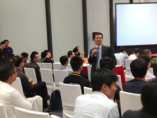 Các bạn trẻ có thể thay đổi số phận dân tộc, đưa Việt Nam trở thành cường quốc về an ninh mạng - Ảnh 2.