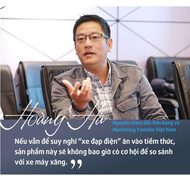 """Cựu Giám đốc phân phối hàng và marketing Yamaha Việt Nam: Xe điện sẽ """"không có cửa"""" nếu chỉ… bảo vệ môi trường - Ảnh 3."""
