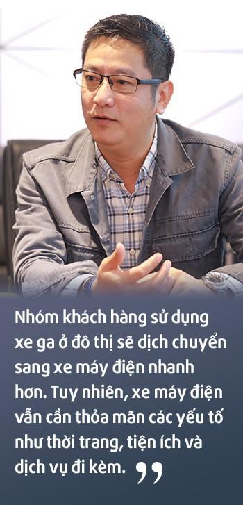 """Cựu Giám đốc phân phối hàng và marketing Yamaha Việt Nam: Xe điện sẽ """"không có cửa"""" nếu chỉ… bảo vệ môi trường - Ảnh 5."""