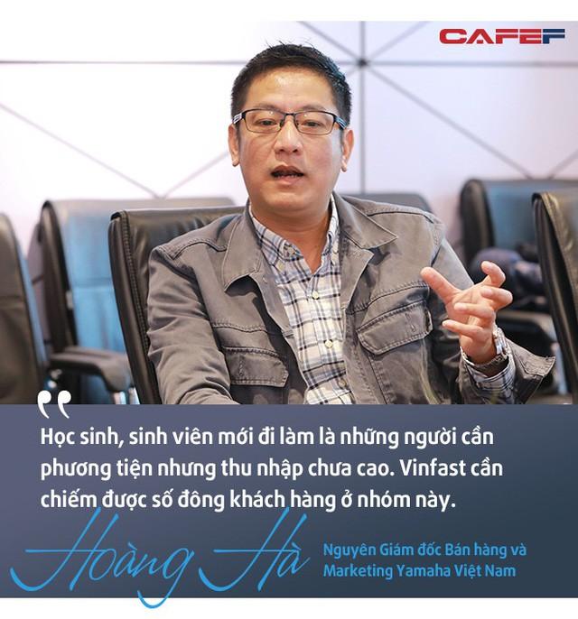 """Cựu Giám đốc bán hàng và marketing Yamaha Việt Nam: Xe điện sẽ """"không có cửa"""" nếu chỉ… bảo vệ môi trường - Ảnh 6."""