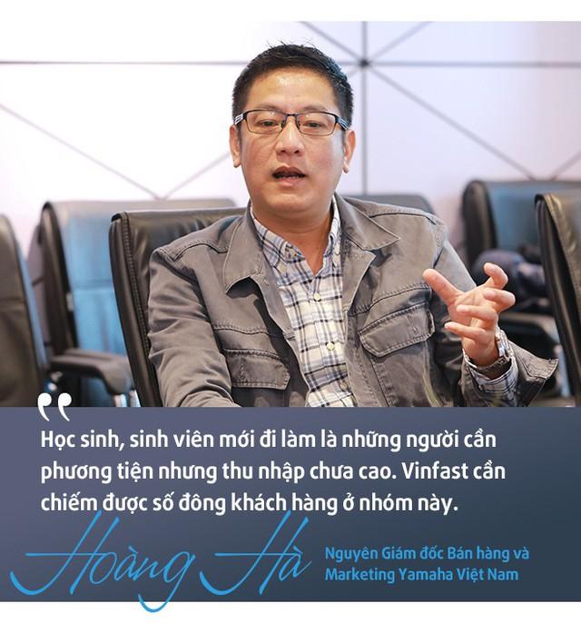 """Cựu Giám đốc phân phối hàng và marketing Yamaha Việt Nam: Xe điện sẽ """"không có cửa"""" nếu chỉ… bảo vệ môi trường - Ảnh 7."""