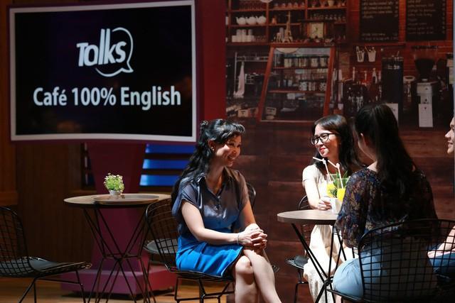 Startup dạy tiếng Anh được Shark Thủy cam đoan rót vốn đã nhận hơn 100 yêu cầu hợp tác từ mhững quán cà phê, nhưng phải phân phối bớt 17% cổ phần để lấy 1,7 tỷ đồng - Ảnh 1.