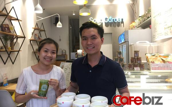 Soya Garden: Thế lực đáng gờm thách thức ngôi vương mở chuỗi của The Coffee House và Highlands, tham vọng đưa sản phẩm đậu nành ngang tầm cà phê, trà sữa - Ảnh 3.