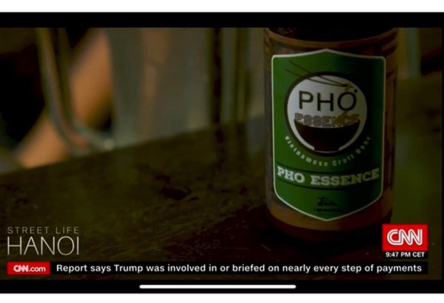 """Chân dung nghệ nhân nấu bia thủ công Việt Nam lên """"Street Life Hanoi"""" của CNN - Ảnh 2."""