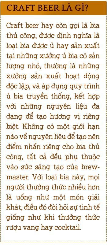 """Chân dung nghệ nhân nấu bia thủ công Việt Nam lên """"Street Life Hanoi"""" của CNN - Ảnh 4."""