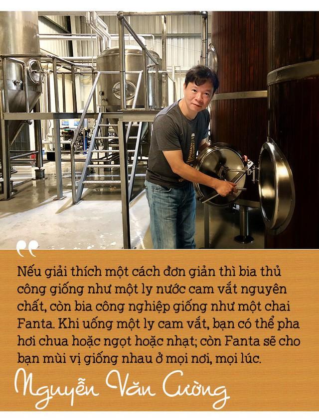 """Chân dung nghệ nhân nấu bia thủ công Việt Nam lên """"Street Life Hanoi"""" của CNN - Ảnh 6."""