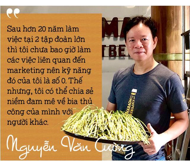"""Chân dung nghệ nhân nấu bia thủ công Việt Nam lên """"Street Life Hanoi"""" của CNN - Ảnh 9."""