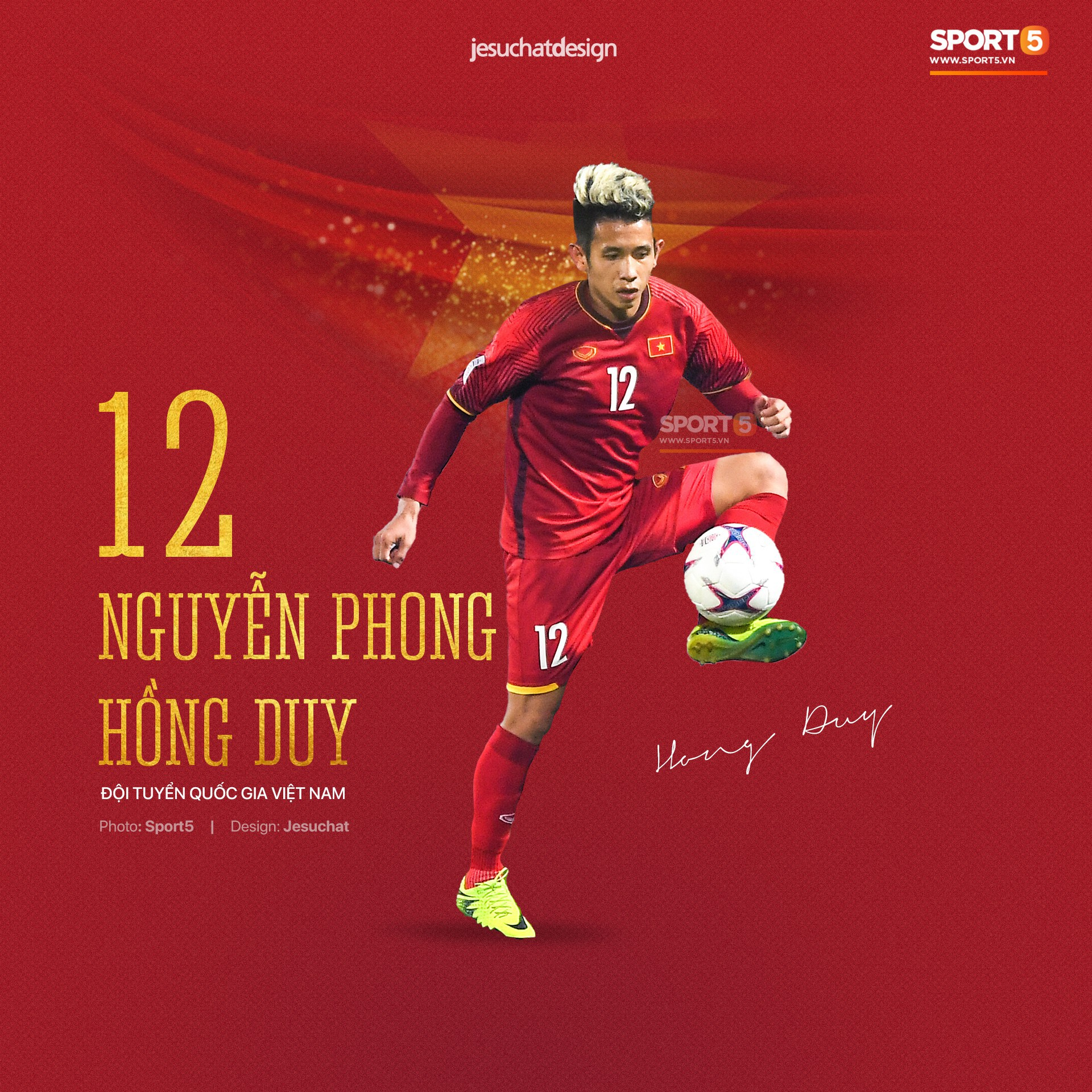 aff cup 2018 - photo 15 15448846682651487284718 - Info long lanh của 23 nhà vô địch AFF Cup 2018, những người hùng dân tộc