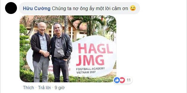 Việt Nam vô địch AFF Cup 2018, hàng ngàn người hâm mộ gửi lời tri ân đến bầu Đức - Ảnh 5.