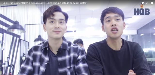Cắt tóc ở quê hương ông Park Hang-seo hay Việt Nam sướng hơn? Và đây là câu trả lời từ chính những chàng trai xứ Hàn - Ảnh 1.