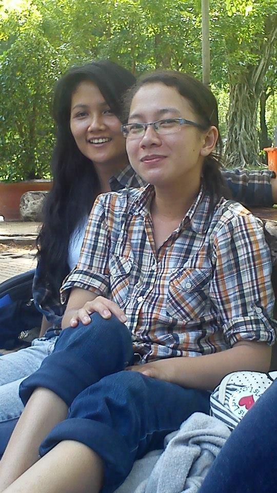 Thời sinh viên của H'Hen Niê: Học 2 trường ĐH, từng đi rửa bát, phát tờ rơi, sống trong phòng trọ chật chội 2.5triệu/tháng - Ảnh 4.