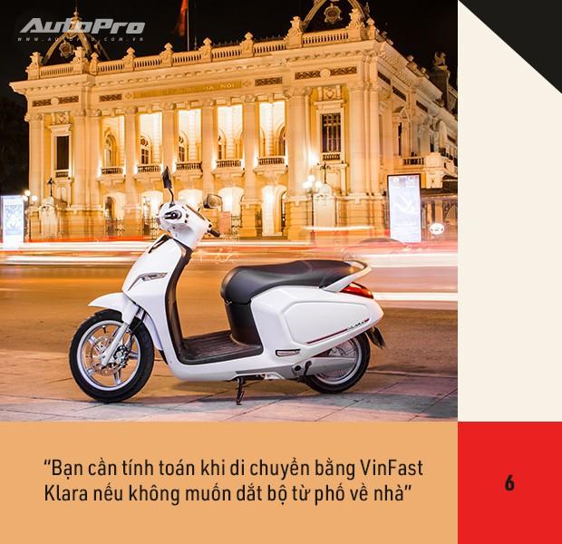 72 giờ trải nghiệm VinFast Klara của nữ nhân viên công sở Hà thành sau nỗi ám ảnh có xe máy điện - Ảnh 18.