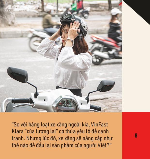 72 giờ trải nghiệm VinFast Klara của nữ nhân viên công sở Hà thành sau nỗi ám ảnh có xe máy điện - Ảnh 25.