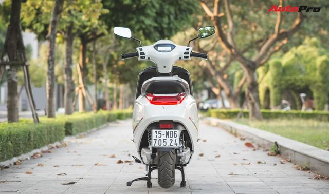 72 giờ trải nghiệm VinFast Klara của nữ nhân viên công sở Hà thành sau nỗi ám ảnh có xe máy điện - Ảnh 8.