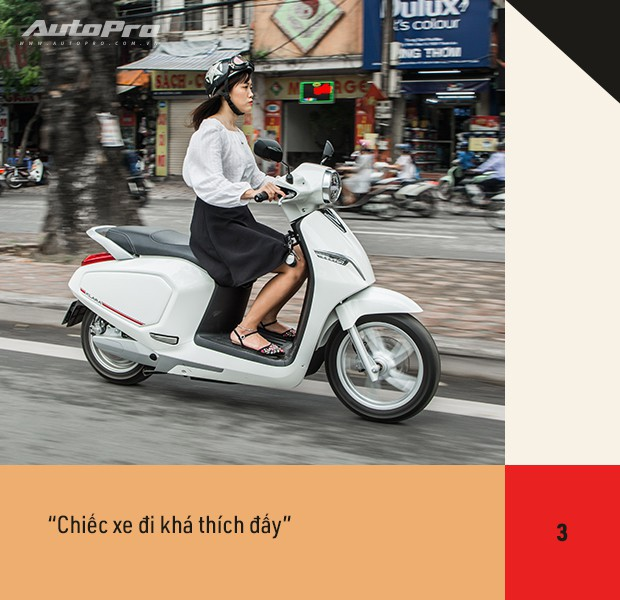 72 giờ trải nghiệm VinFast Klara của nữ nhân viên công sở Hà thành sau nỗi ám ảnh có xe máy điện - Ảnh 9.