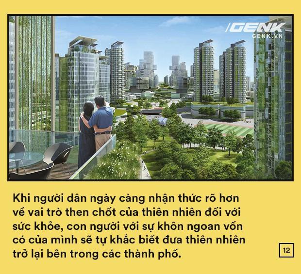 Làm sao để sống khỏe trong thành phố kém xanh? - Ảnh 12.