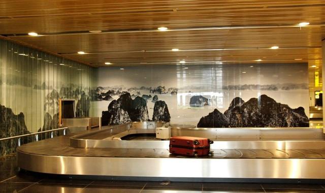 Choáng ngợp nhà ga xanh như khách sạn 5 sao ở Sân bay Vân Đồn - Ảnh 6.