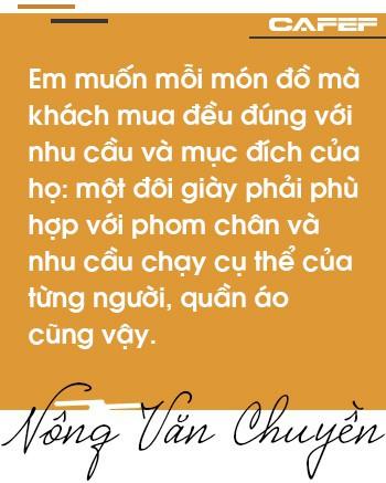 Nông Văn Chuyền: Từ nhân viên massage đến VĐV nghiệp dư kiêm bán đồ chạy bộ nổi tiếng - Ảnh 5.