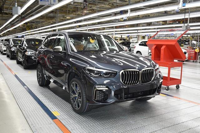 thaco - photo 1 15456254187471959718842 - THACO mong muốn lắp ráp xe BMW và xe buýt Mercedes tại Việt Nam