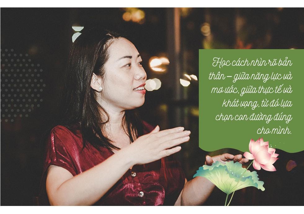 """Giảng viên Search Inside Yourself người Việt đầu tiên: """"Ở Việt Nam, người đi làm không được dạy tư duy độc lập nên khi phải đưa ra một quyết định, họ rất sợ chịu trách nhiệm"""" - Ảnh 8."""