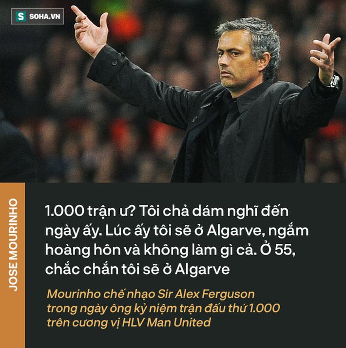 mourinho - photo 4 1545799365475326372803 - Lời chế nhạo 14 năm về trước Mourinho dành cho Sir Alex, giờ ứng vận chẳng sai lấy 1 ly