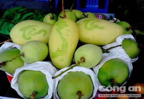 Trái cây độc bán Tết giá bạc triệu mỗi cặp - Ảnh 20.