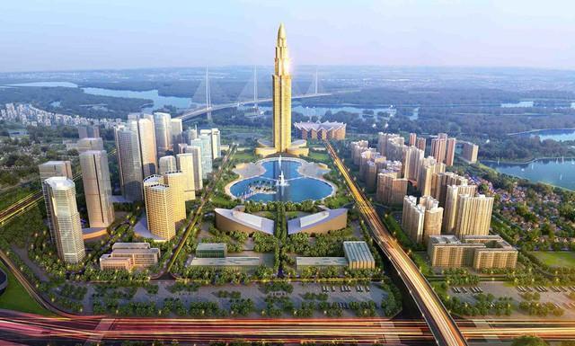 Những dự án BĐS tỉ USD hứa hẹn bùng nổ trong năm 2019 - Ảnh 1.