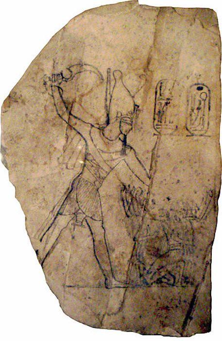 Bí mật sức mạnh thanh kiếm Khopesh: Linh hồn của quân đội Ai Cập cổ đại - Ảnh 1.