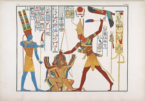 Bí mật sức mạnh thanh kiếm Khopesh: Linh hồn của quân đội Ai Cập cổ đại - Ảnh 5.