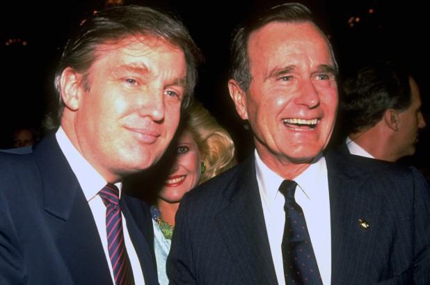 Lý do ông Trump từ chối đọc điếu văn tại tang lễ cố Tổng thống George H.W. Bush - Ảnh 2.