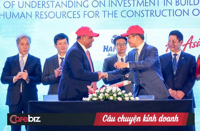 Người Việt sắp có thêm lựa chọn hãng máy bay giá rẻ: AirAsia sẽ hợp tác với Thiên Minh Group để thành lập hãng bay mới - Ảnh 1.